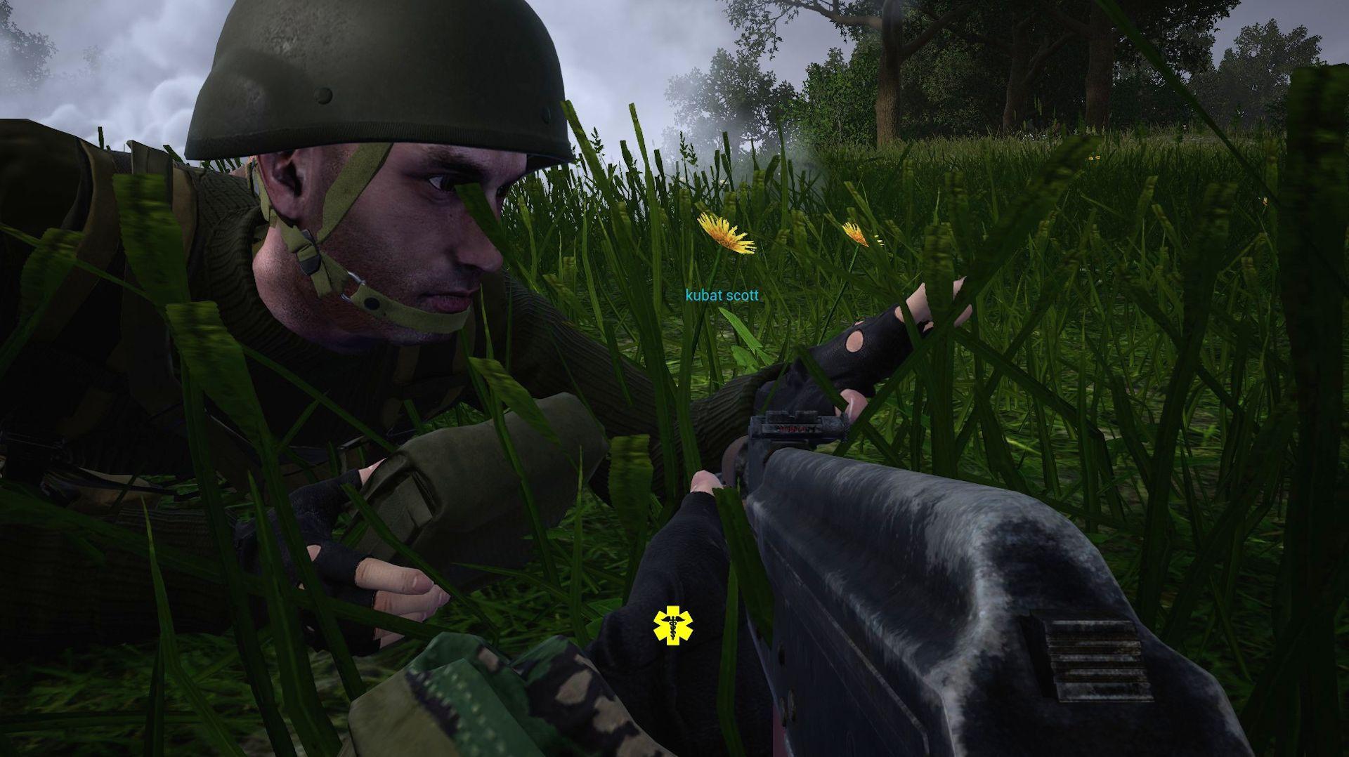 Medic der Militia Fraktion